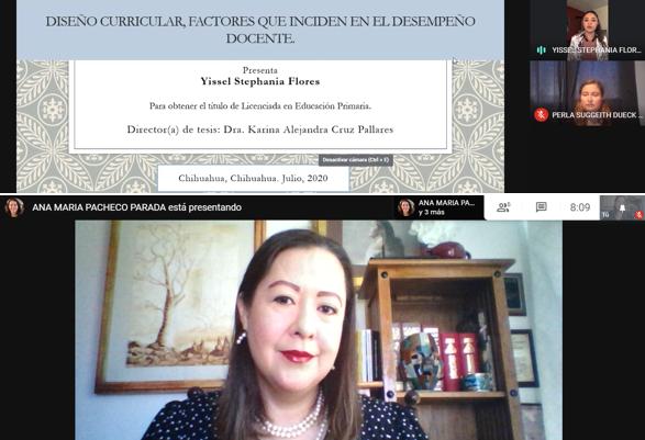 Una experiencia docente en modalidad virtual / A Teaching Experience in Virtual Mode