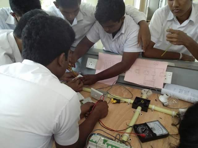 Strengthening Critical-Thinking Skills of Science Students in Sri Lanka