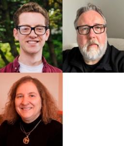Robert Henthorn; Kevin Lowden; Karen Mcardle